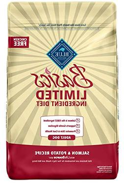 BLUE Basics Limited Ingredient Diet Adult Salmon & Potato Dr