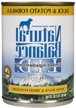 Natural Balance Limited Ingredient Diets Duck & Potato Formu