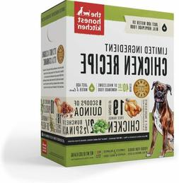 The Honest Kitchen Limited Ingredient Grain Free Dehydrated