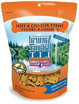 Natural Balance® LIT Fish and Sweet Potato Small Breed Trea