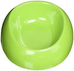 PetRageous 1.5-Cup Lolipups Easy Lift Melamine Pet Bowl, Lim