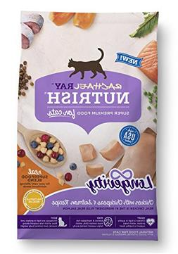 Rachael Ray Nutrish Longevity Natural Dry Cat Food, Chicken