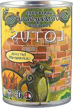 Lotus Grain Free Turkey Loaf Dog Food 12.5oz Can 12 Case
