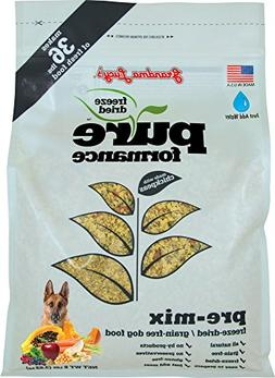 Grandma Lucy's Freeze-Dried Grain-Free Pet Food: Pureforma