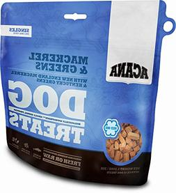 ACANA Mackerel and Greens Freeze-Dried Dog Treats, 1.25 Ounc