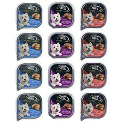 Mars Cesar Savory Delights Adult Canned Wet Dog Food Variety
