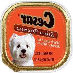 Mars Petcare Us Inc Cesar Turkey Dinner  14 Dog Food