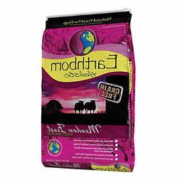Earthborn Holistic Meadow Feast Grain Free Dry Dog Food, 28