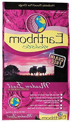Earthborn Holistic Meadow Feast Grain Free Dry Dog Food, 14
