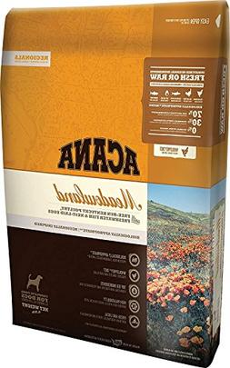 ACANA MEADOWLAND Dry Dog Food 4.5 LB. Bag.  Fast Delivery by