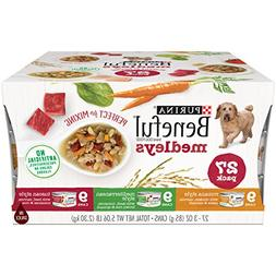 Purina Beneful Medleys Tuscan, Romana and Mediterranean Styl