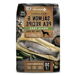 Member's Mark Exceed Dog Food, Alaskan Salmon & Pea, 30 Lb f