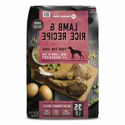 Member's Mark Exceed Dry Dog Food, Lamb & Rice 35 lbs.