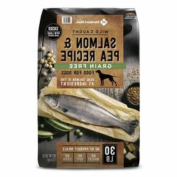 Member's Mark Exceed Grain-Free Dry Dog Food, Wild-Caught Sa