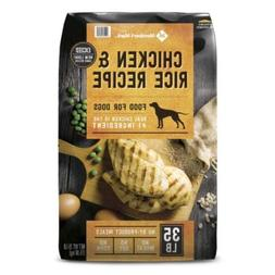 Member's Mark Exceed Real Natural Dry Dog Food, Chicken & Ri