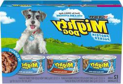 Purina Mighty Dog in Gravy Wet Dog Food Variety Pack -