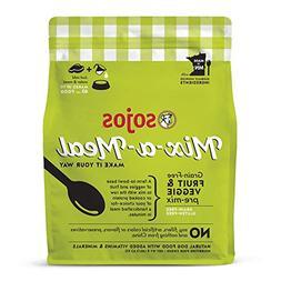 SOJOS Mix-A-Meal Grain-Free Pre-Mix Dog Food, 8 lb