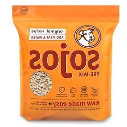Sojos Pre-Mix Original Natural Dry Raw Freeze Dried Dog Food