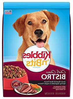Kibbles Kibble 'n Bits Bistro Meals Dog Food Oven Roasted Be
