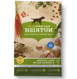 Rachael Ray Nutrish Natural Dry Dog Food Real Chicken Veggie