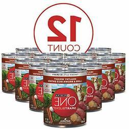 Natural Wet Dog Food-Purina ONE Weight Management,SmartBlend