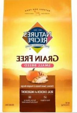 Nature'S Recipe Grain Free Dry Dog Food Small Breed Chicken,
