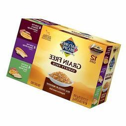 Nature's Recipe Grain Free Variety Pack, Wet Dog Food, 2.75