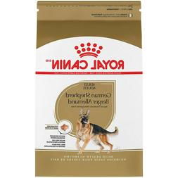 NEW 30lb Royal Canin German Shepherd Adult Dry Dog Food FREE