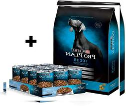 NEW 34lb Purina Pro Plan Focus Puppy Large Breed Formula Dry