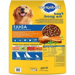 New Pedigree Adult Dry Dog Food - Roasted Chicken, Rice & Ve