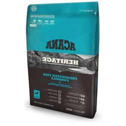 New Acana Heritage Freshwater Fish Formula Dry Dog Food Free