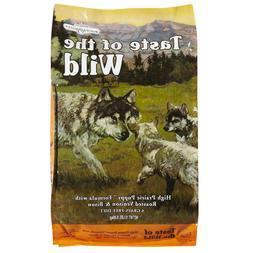 New Taste of the Wild High Prairie Puppy Grain-Free Dry Dog