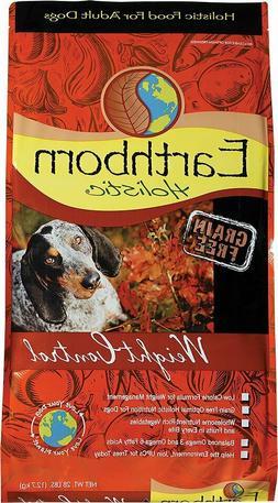 New Earthborn Holistic Weight Control Grain-Free Dry Dog Foo