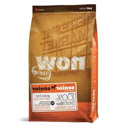 Now! Dry Dog Food, Grain Free Turkey and Duck Formula, Senio