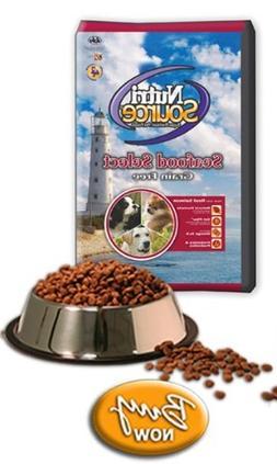 Tuffys Pet Foods Inc Nutri Source Grain Free Seafood Select