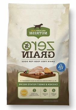 Rachael Ray Nutrish Zero Grain Natural Dry Dog Food FREE 2DA
