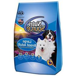 Tuffy's Pet Foods NutriSource Large Breed Adult Chicken and