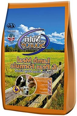 Tuffy's Pet Food NutriSource Grain Free Lamb Formula Dry Dog