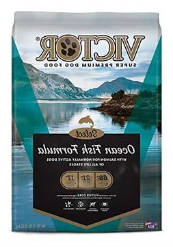 VICTOR Ocean Fish Formula Dry Dog Food, 15 lb. Bag