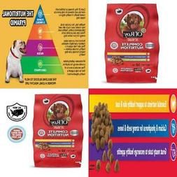 Ol Roy Complete Nutrition Dry Dog Food 100lb Special-Fast Fr