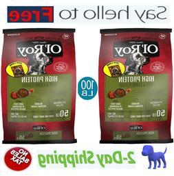 Ol' Roy High Protein, High Performance Dry Dog Food, 50 lb