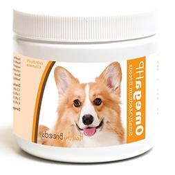 Healthy Breeds Omega 3 for Dogs for Pembroke Welsh Corgi - O