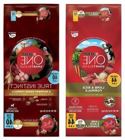 Purina ONE SmartBlend Adult Premium Dog Food 44 lb 40 lb Bag