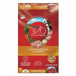Purina ONE SmartBlend Natural Chicken & Rice Formula Dry Dog
