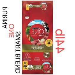 Purina ONE SmartBlend Natural Lamb and Rice Formula Adult Dr