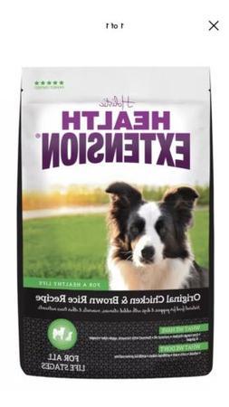 Health Extension Original Chicken  Brown Rice Recipe, 30-Pou
