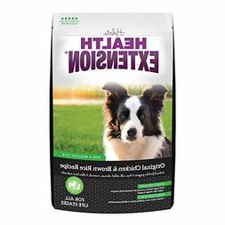 Health Extension Original Dry Dog Food - Chicken and Brown R