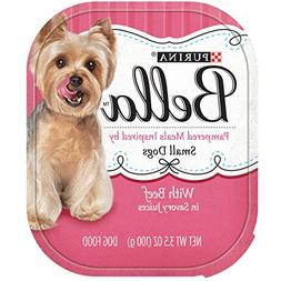 Purina Bella Pampered Meals With Beef in Savory Juices Adult