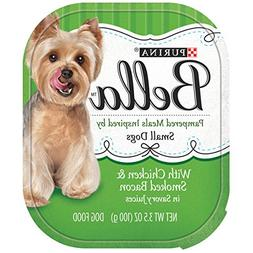 Purina Bella Pampered Meals With Chicken & Smoked Bacon in S