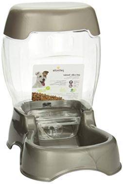 Petmate Pet Cafe Automatic Dog Cat Feeder 3 lbs. Dispenser F